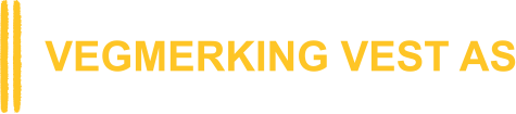 Vegmerking Vest AS